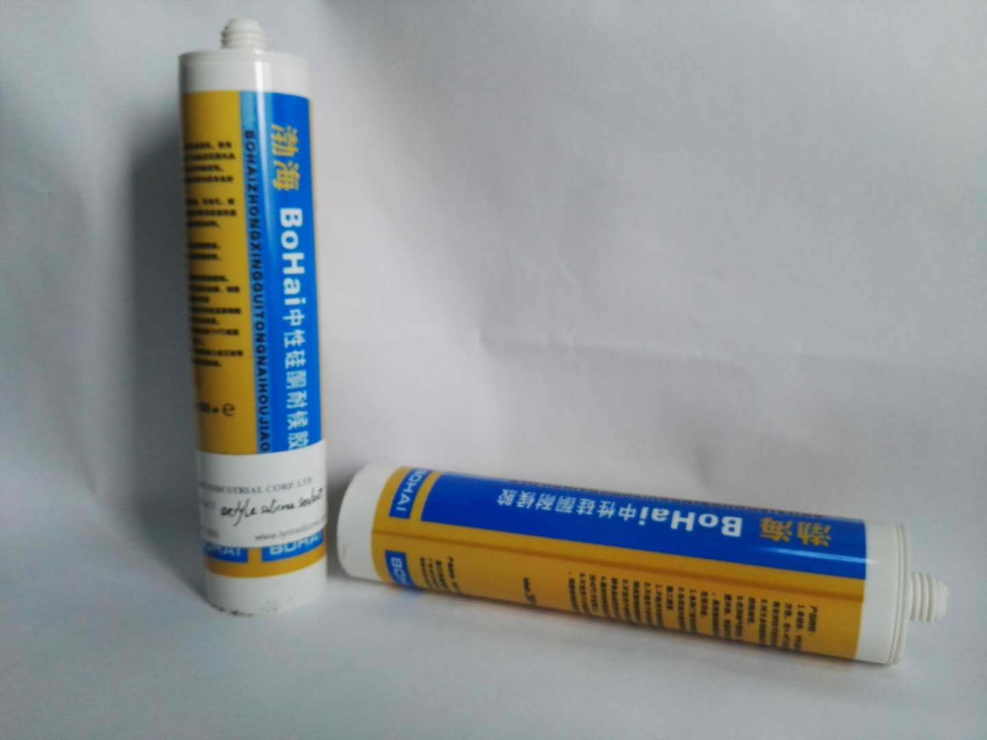 Waterproof Glue Waterproof Fire Resistant Silicone Sealant , Window Frame Sealant